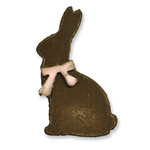 Sizzix - Tim Holtz - Alterations Collection - Movers and Shapers Die - Mini Bunny and Bow Set