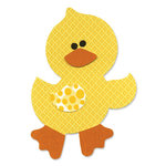 Sizzix - Bigz L Die - Quilting - Applique - Duck