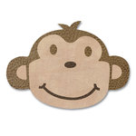 Sizzix - Bigz L Die - Quilting - Applique - Monkey Head