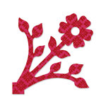 Sizzix - Bigz Die - Quilting - Applique - Flower, Daisy 5