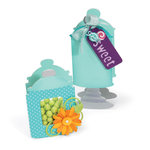 Sizzix - Sweet Treats Collection - ScoreBoards XL Die - Candy Jars