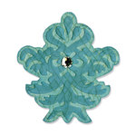 Sizzix - Luxurious Collection - Embosslits Die - Small - Decorative Finial