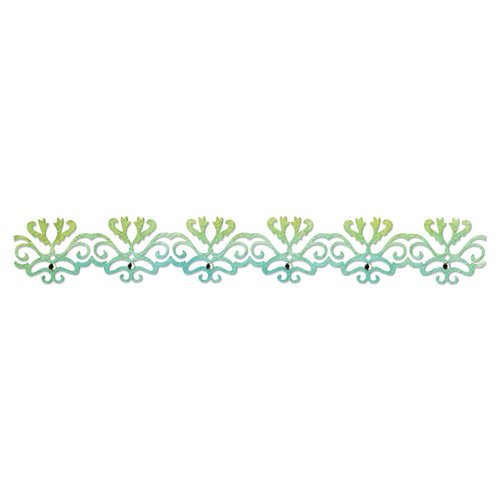 Sizzix - Luxurious Collection - Sizzlits Decorative Strip Die - Filigree Border