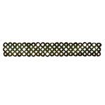 Sizzix - Tim Holtz - Alterations Collection - Sizzlits Decorative Strip Die - Washer Border