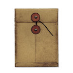 Sizzix - Tim Holtz - Alterations Collection - Movers and Shapers L Die - Pocket Envelope