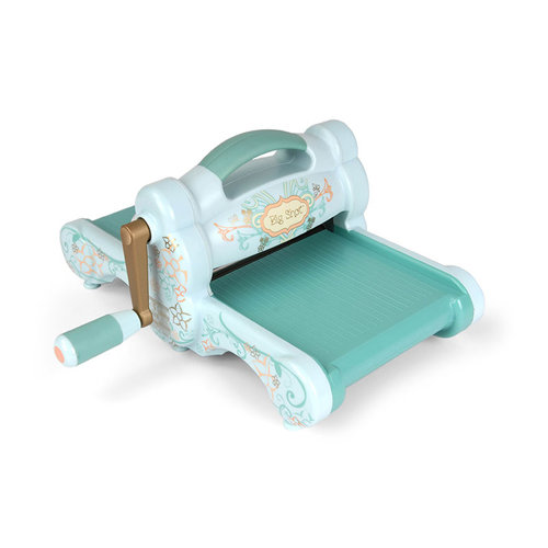 Sizzix - Big Shot Machine Only - Powder Blue and Teal