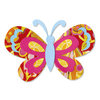 Sizzix - Home Entertaining Collection - Sizzlits Die - Large - Butterfly Layers