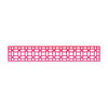Sizzix - Home Entertaining Collection - Sizzlits Decorative Strip Die - Interlocking Circles