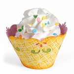 Sizzix - Home Entertaining Collection - Bigz L Die - Cupcake Holder, Decorative
