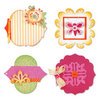 Sizzix - Home Entertaining Collection - Bigz Pro Die - Album and Banner, Decorative