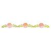 Sizzix - Botanical Sanctuary Collection - Sizzlits Decorative Strip Die - Flower, Rose Vine