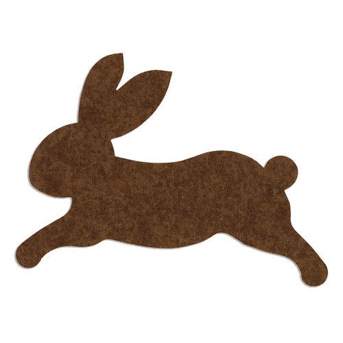 Sizzix - Bigz L Die - Quilting - Bunny