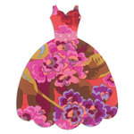 Sizzix - Bigz L Die - Quilting - Dress