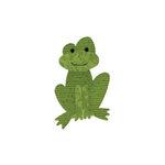 Sizzix - Bigz L Die - Quilting - Frog