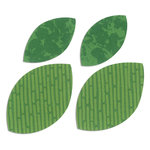 Sizzix - Bigz Die - Quilting - Leaves, Plain 2