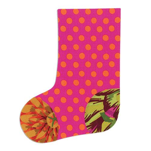 Sizzix - Bigz XL Die - Quilting - Sock