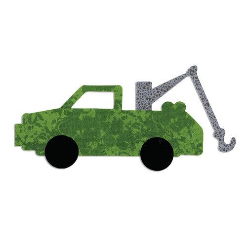 Sizzix - Bigz L Die - Quilting - Tow Truck