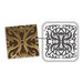 Sizzix - DecoEmboss Die - Vintaj - Embossing Folders - Filigree Garden