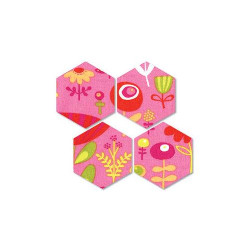 Sizzix - Bigz Die - Quilting - Hexagons, 1.25 Inch Sides