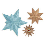 Sizzix - Bigz Die - Stars, Celestial