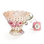 Sizzix - Bigz L Die - Tea Cup, 3-D