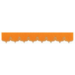 Sizzix - Moroccan Collection - Sizzlits Decorative Strip Die - Arabesque Arches