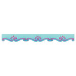 Sizzix - Moroccan Collection - Sizzlits Decorative Strip Die - Henna Caravan