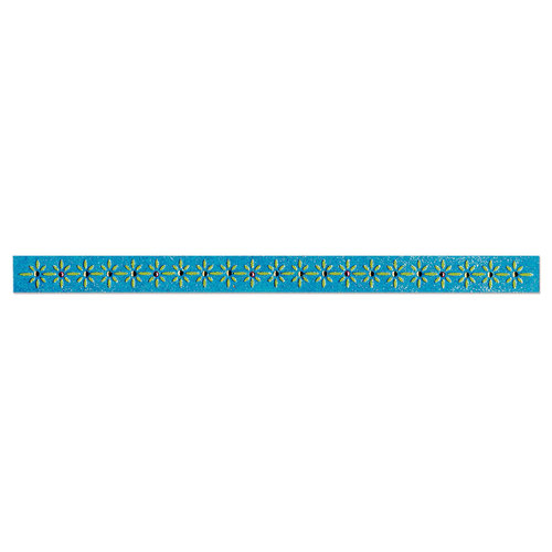 Sizzix - Moroccan Collection - Sizzlits Decorative Strip Die - Stenciled Border