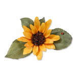 Sizzix - Susan's Garden Collection - Thinlits Die - Flower, Sunflower