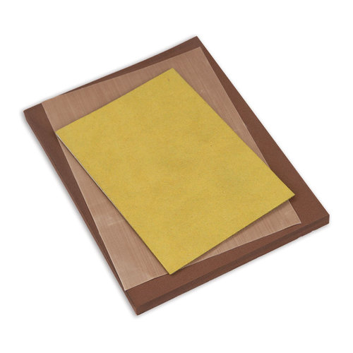 Sizzix - Susan's Garden Collection - Molding Pad, Leaf Pad and Non-Stick Sheet