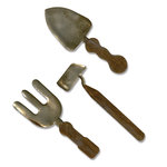 Sizzix - Sizzlits Die - Medium - Gardening Tools Set