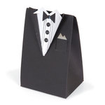 Sizzix - Bigz Pro Die - Bag, Tuxedo
