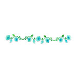 Sizzix - Sizzlits Decorative Strip Die - Garden Vine