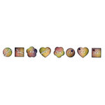 Sizzix - Prima - Sizzlits Decorative Strip Die - Sew Cute