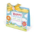 Sizzix - Bigz XL Die - Card, Square with Window