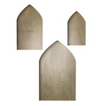 Sizzix - Tim Holtz - Alterations Collection - Movers and Shapers Die - Sized Arches
