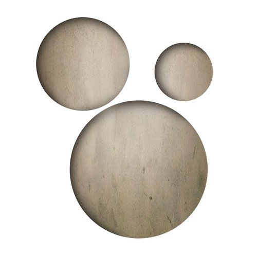 Sizzix - Tim Holtz - Alterations Collection - Movers and Shapers Die - Sized Circles
