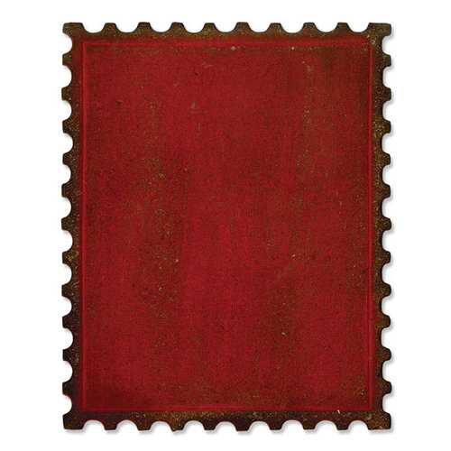 Sizzix - Tim Holtz - Alterations Collection - Movers and Shapers Die - Postage Stamp Frame