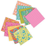 Sizzix - Little Sizzles - Moroccan Collection - 6 x 6 Chipboard Pack