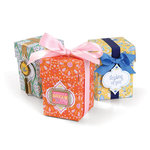 Sizzix - Little Sizzles - Moroccan Collection - 12 x 12 Pre-cut Boxes and Tags