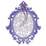 Sizzix - Thinlits Die - Frame, Ornate Oval