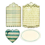 Sizzix - Thinlits Die - Tags