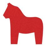 Sizzix - Bigz Pro Die - Quilting - Dala Horse