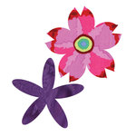Sizzix - Bigz Die - Quilting - Flower Layers 13
