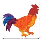 Sizzix - Fabi - Bigz XL Die - Hen Rooster