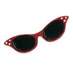 Sizzix - 1950s Collection - Originals Die - Retro Sunglasses
