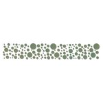 Sizzix - Tim Holtz - Alterations Collection - Sizzlits Decorative Strip Die - Confetti