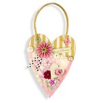 Sizzix - Favorite Things Collection - Bigz XL Die - Heart Pocket
