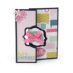 Sizzix - Framelits Die - Card, Royal Flip-its