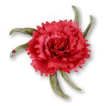 Sizzix - Susan's Garden Collection - Thinlits Die - Flower, Carnation
